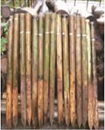 支柱杭の耐久性試験