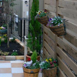 お手入れを楽にする ガーデンリフォーム