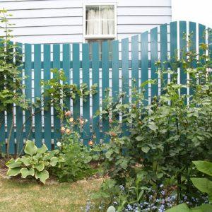 続・バラのガーデンを彩る グリーンフェンス