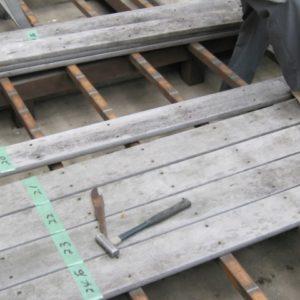 デッキの復旧 高圧洗浄できれいなイタウバ – 柏市A様