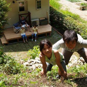 排水対策も万全! 鎌倉山を楽しむウッドデッキ – 鎌倉市K様
