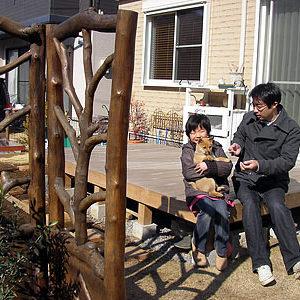 お子さんとコロちゃんの遊び場