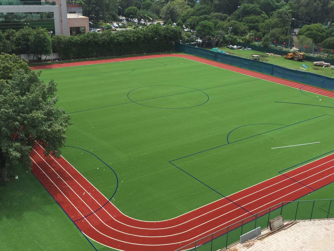 スポーツ施設・サッカー場・フットサル・テニスコートの人工芝